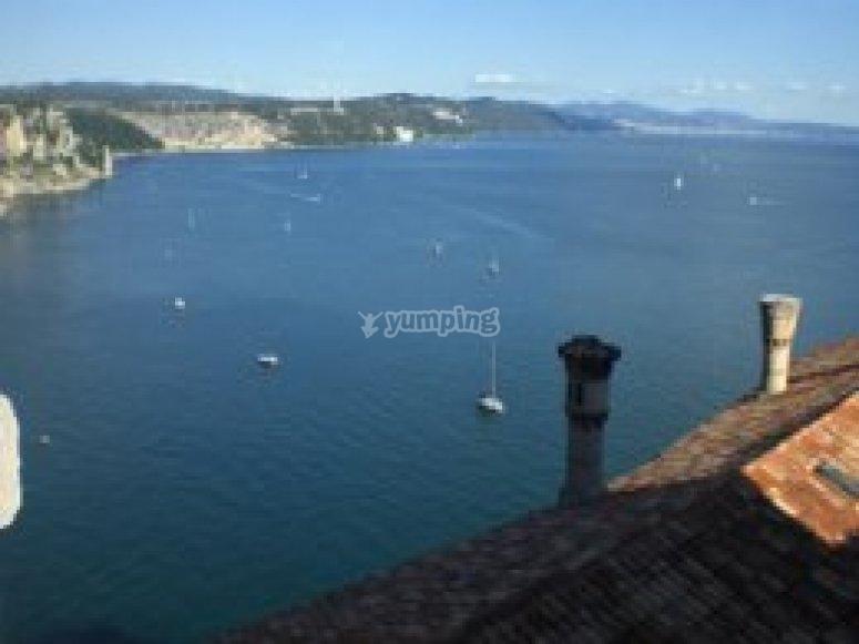 Crociera a vela Istria