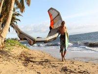 Vivere il kite