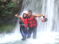Canyoning nel Parco del Pollino