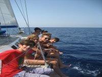 All in boat