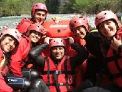 Rafting Explorer Lao Hydrospeed