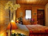 Le stanze nella baita