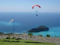 Paragliding in Praia a Mare