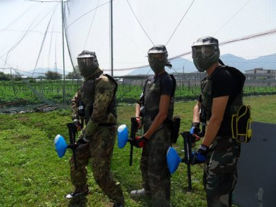 Paintball Salerno