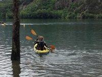 Escursione in kayak
