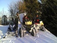 In quad anche in inverno