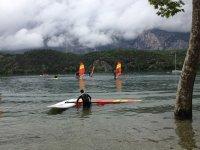 Pronti all'avventura nel lago?