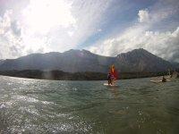Windsurf al Lago di Cavedine