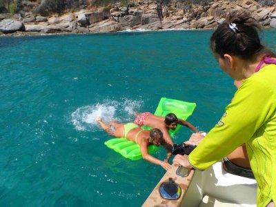 Soggiorno in agriturismo con escursione in barca