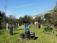 Il nostro campo in Campania
