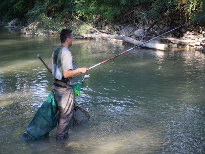Sibillini Adventure Pesca