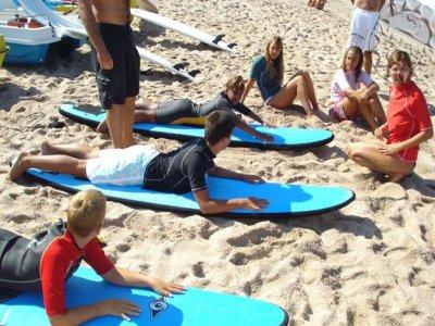 Neos Surf School