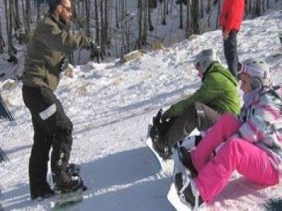 Scuola Sci Freestyle Corno alle Scale Snowboard