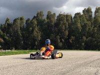 Pilota su asfalto