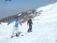 Snowboard a Levizzano