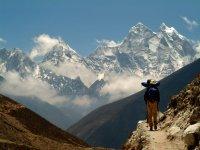 delle montagne bellissime