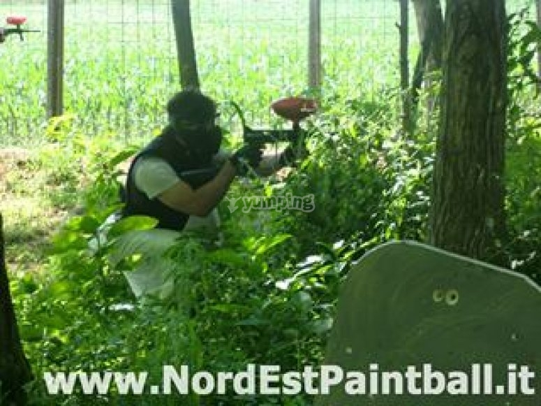 Offerta paintball settembre