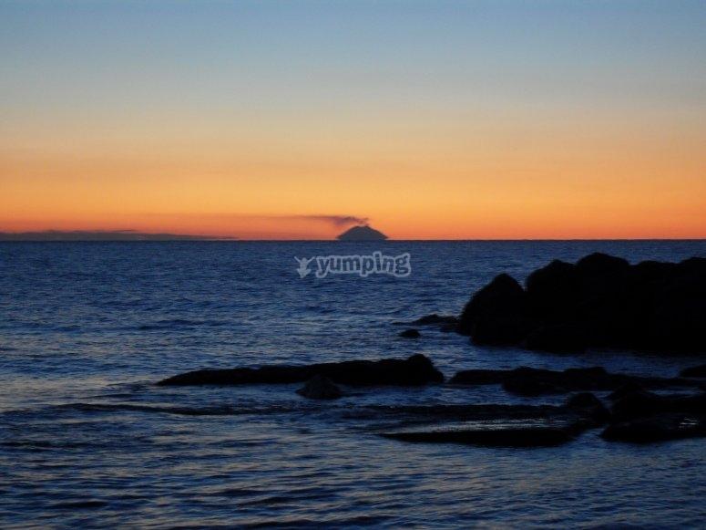 I magnifici panorami Calabresi