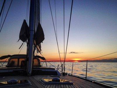 Due giorni a vela in Adriatico Marina di RImini