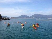 I nostri corsi di kayak