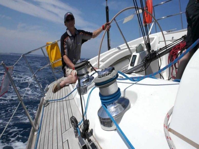 Navigando sulla First