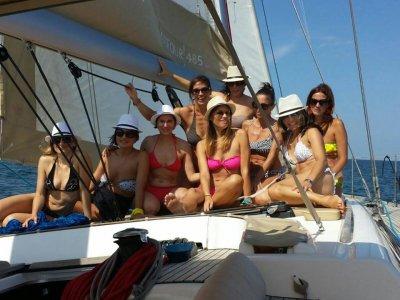 Escursione mezza giornata in barca da Rimini