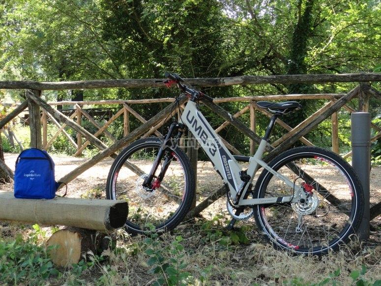 Passeggiate in bici Appennino