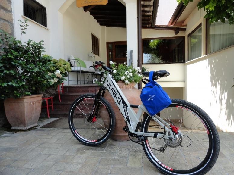 B&b e bicicletta nella Sabina