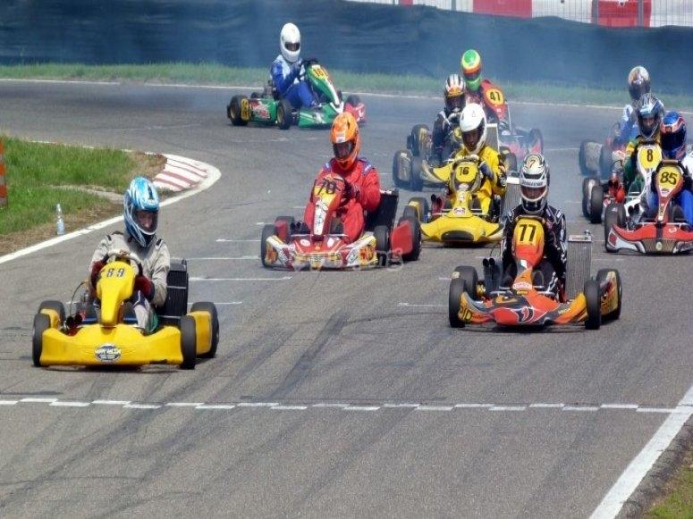 Circuito Karting : Kart circuito a chignolo po di internazionale