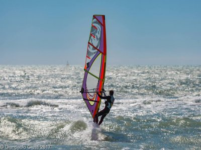 Nauticlub Castelfusano Windsurf