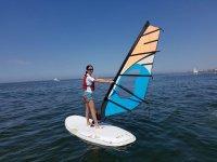 Campus windsurf per bambini