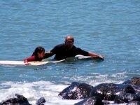 Lezioni pratiche in acqua