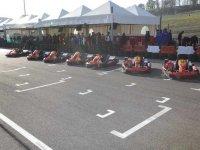 I kart a bordo pista