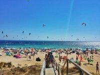 Quanti kite in mare