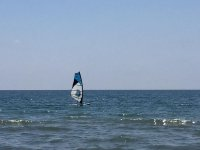Windsurf a Pomezia