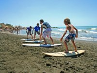 Piccoli surfisti crescono
