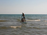 Verso il mare aperto con il SUP