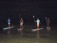 Paddle notturno