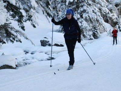 Scuola Sci e Snowboard San Candido Baranci Sci di Fondo