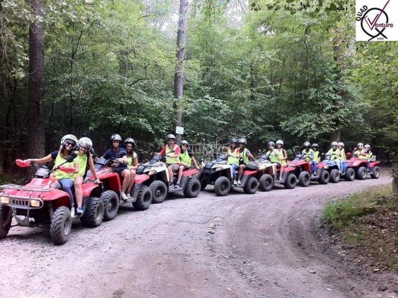 In gruppo escursione sul Ticino