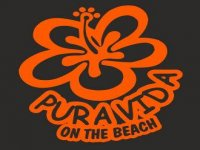 Puravida on the Beach