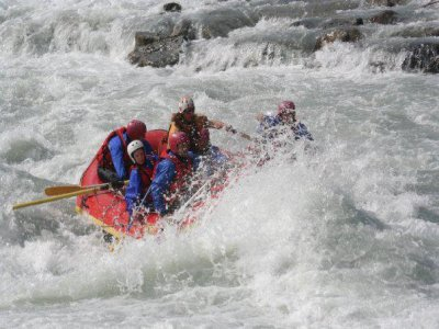 Rafting La Thuile Outdoor Experience Rafting