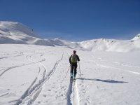 Sci mountaineering