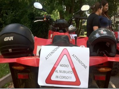 Addio al celibato All Inclusive in Quad