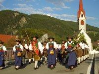 Tipici costumi storici Tirolesi