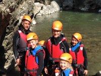 Che bella famiglia prompt per l'avventura