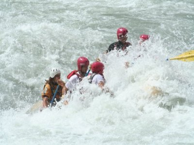 Rafting La Thuile Outdoor Experience