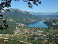 Lago di Caldonazzo in Trentino