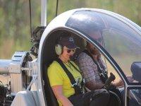 Pronti ad un avventura in elicottero