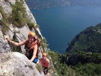 Climbing tra le montagne del Trentino